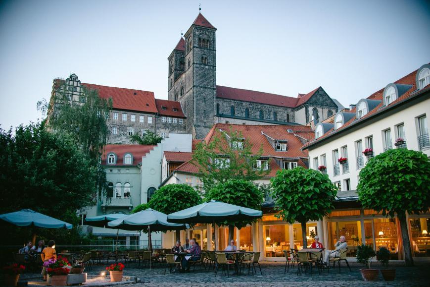 Best Western Plus Hotel Schlossmuhle Quedlinburg Vtours