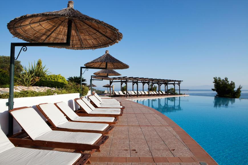 5 Sterne Hotel: Alia Palace - Adults Only - Pefkohori, Chalkidiki