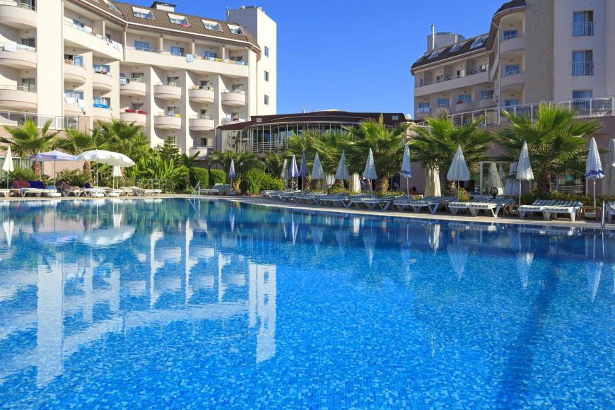 Side Lilyum Hotel Spa 4 Sterne Vtours