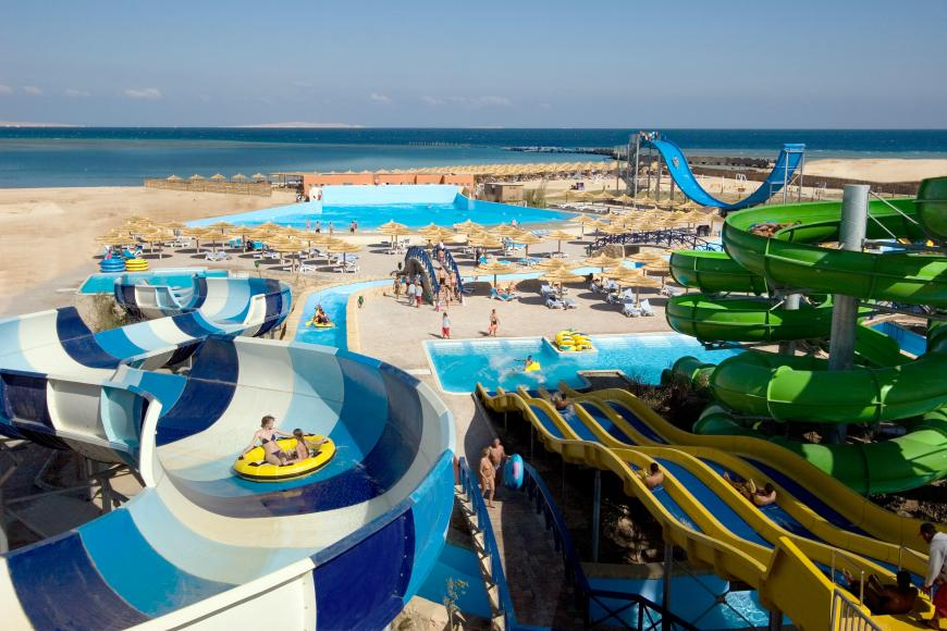 Hotel Titanic Beach Spa Aquapark Hurghada Vtours