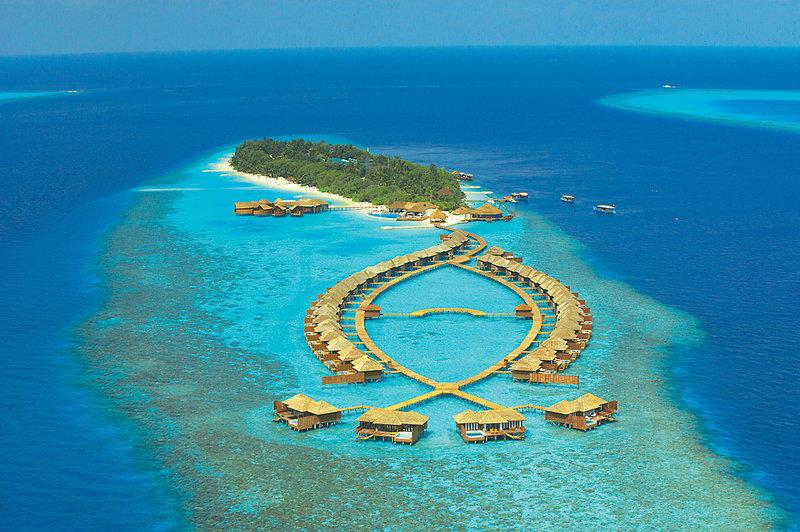5 Sterne Familienhotel: Lily Beach Resort & Spa - Alif Dhaal Atoll, Ari Atoll (Nord & Süd)