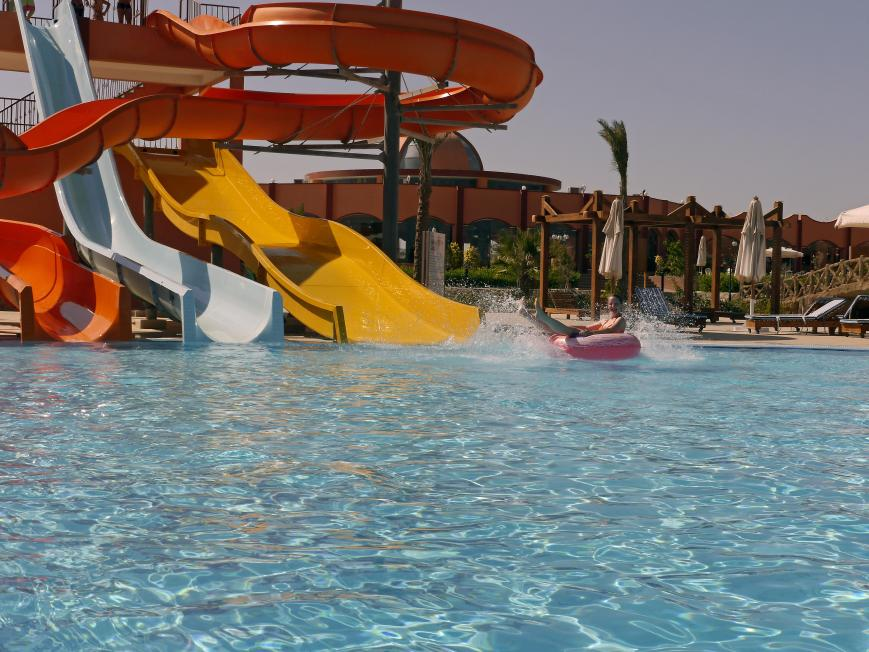 3 Sterne Familienhotel: Three Corners Happy Life Resort - Marsa Alam, Rotes Meer
