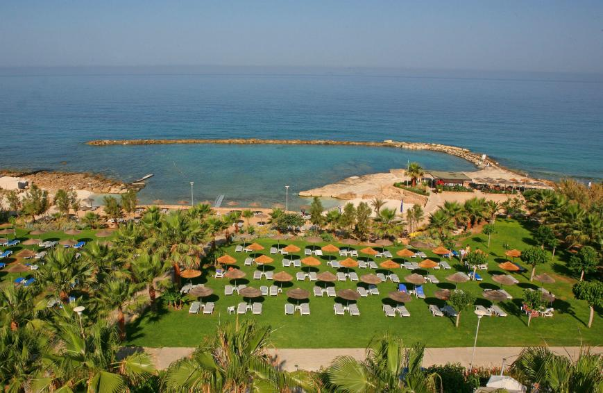 4 Sterne Hotel: St George Hotel Spa & Beach Resort - Paphos, Paphos