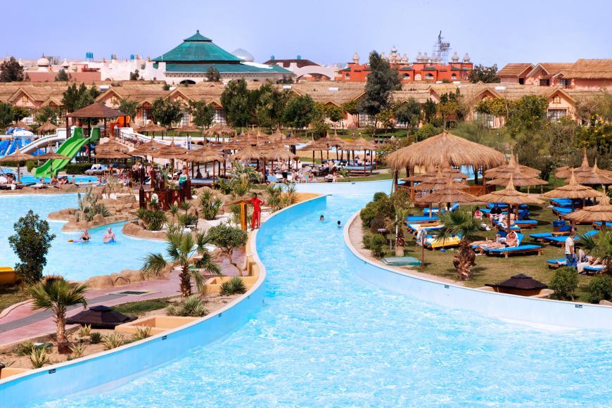Hotel Jungle Aqua Park 4 Sterne Hurghada Vtours