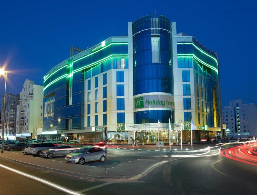 4 Sterne Hotel: Holiday Inn Al Barsha - Dubai City, Dubai