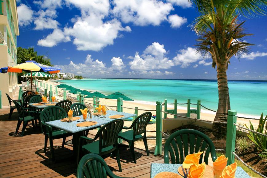 Coral Mist Beach Hotel 3 5 Sterne Christ Church Vtours