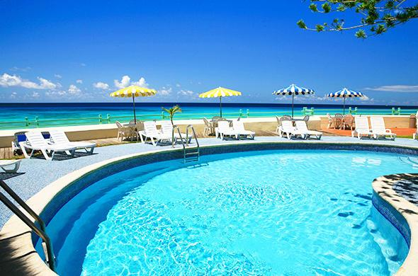 3 Sterne Hotel: Blue Orchids Beach - Christ Church, South Coast Barbados