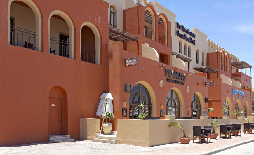 4 Sterne Hotel: Three Corners Ocean View - Adults Only - El Gouna, Rotes Meer