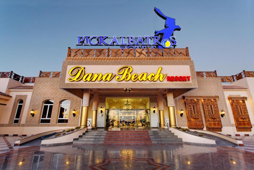 Dana Beach Resort Buchen 4 5 Sterne Hotel In Hurghada Vtours