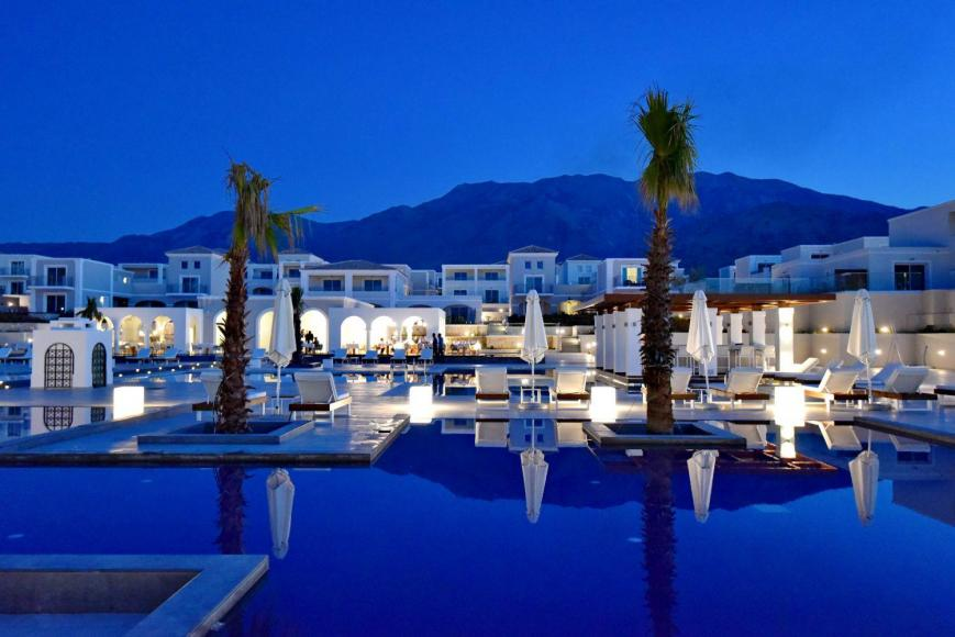 5 Sterne Hotel: Anemos Luxury Grand Resort - Georgioupolis, Kreta