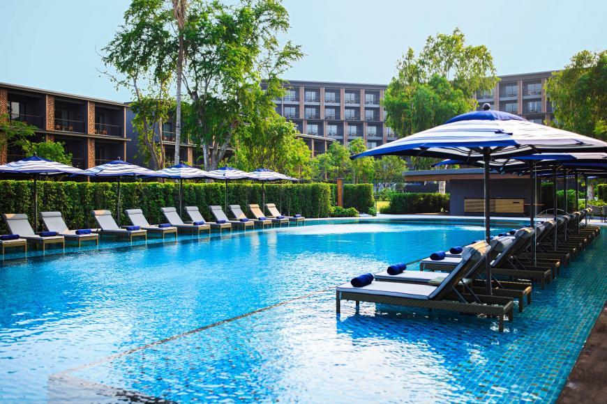 Hotel Hua Hin Marriott Resort Spa Vtours
