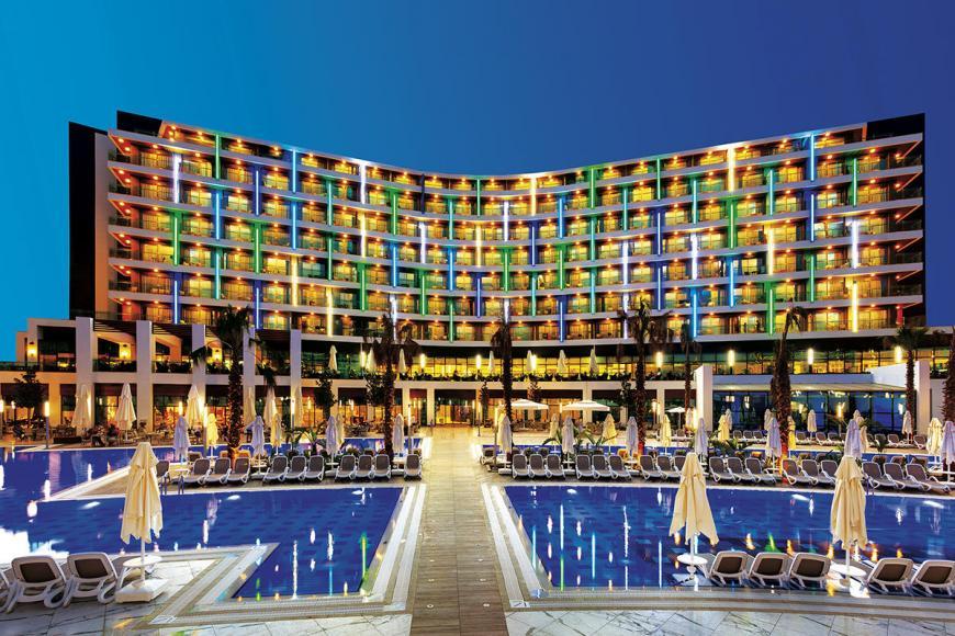Wind Of Lara Hotel Spa Antalya Vtours