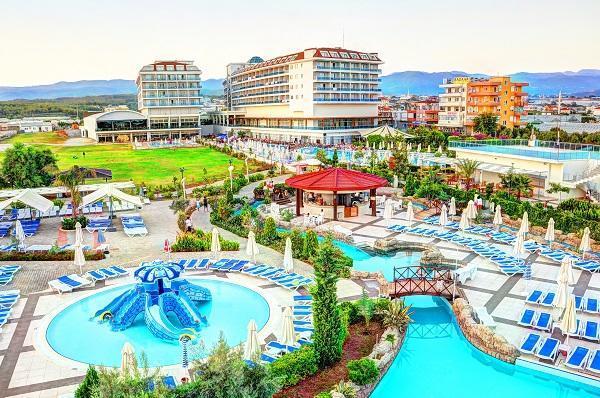 Hotel Kahya Resort Aqua Alanya Vtours