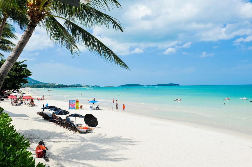 Hotel Baan Talay Resort Chaweng Beach Koh Samui Vtours
