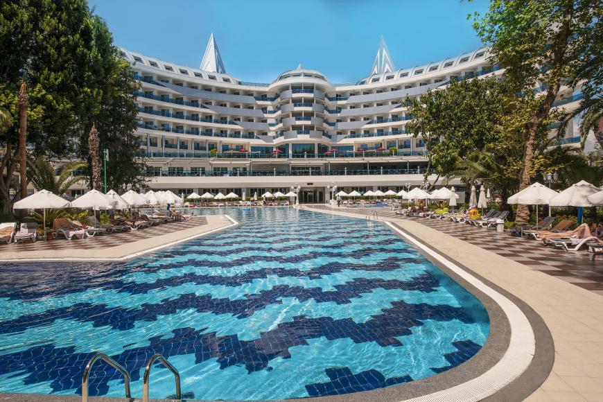 Hotel Botanik Platinum 5 Sterne Alanya Vtours