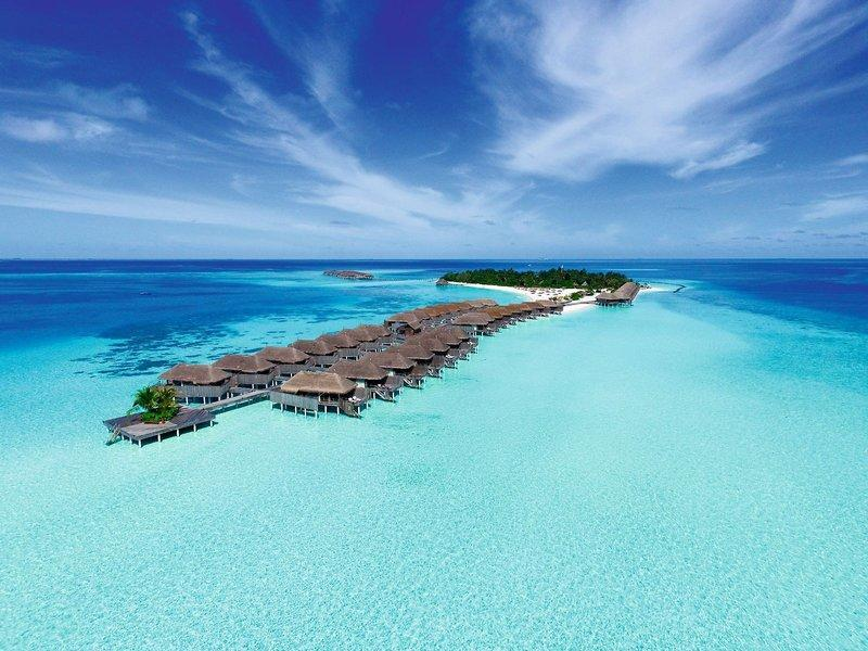 5 Sterne Hotel: Constance Moofushi Resort - Alif Dhaal Atoll, Ari Atoll (Nord & Süd)