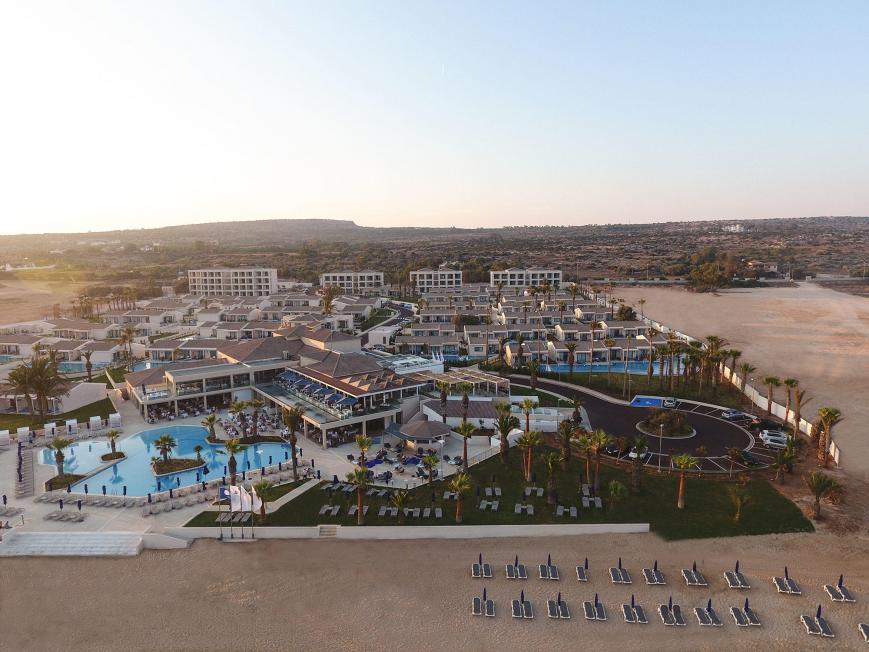 5 Sterne Familienhotel: Mare Village by Atlantica - Ayia Napa, Larnaka