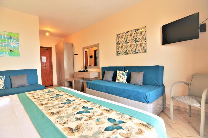 Hotel Grand Beach 4 Sterne Limenaria Vtours