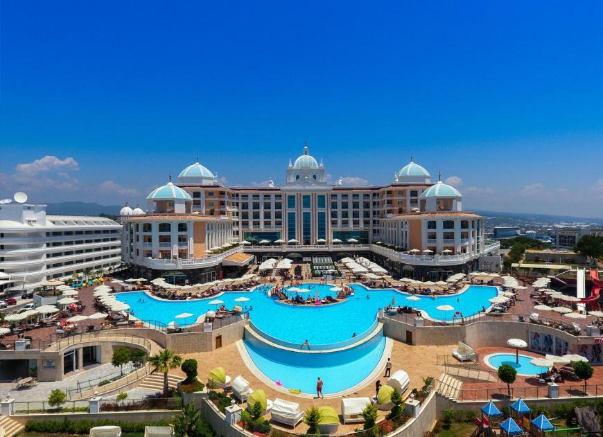 Litore Resort Hotel Spa Alanya Vtours