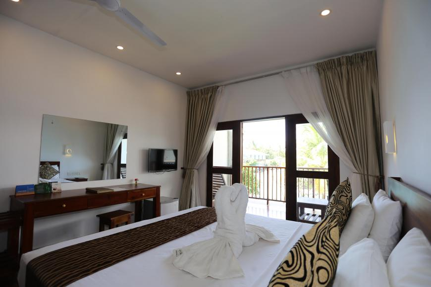 2 Sterne Hotel: Carolina Beach - Chilaw, Nordwestprovinz