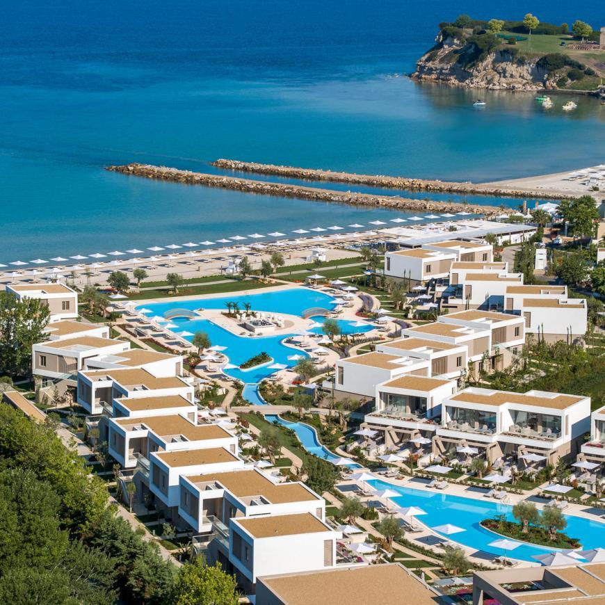 Hotel Sani Dunes 5 Sterne Vtours