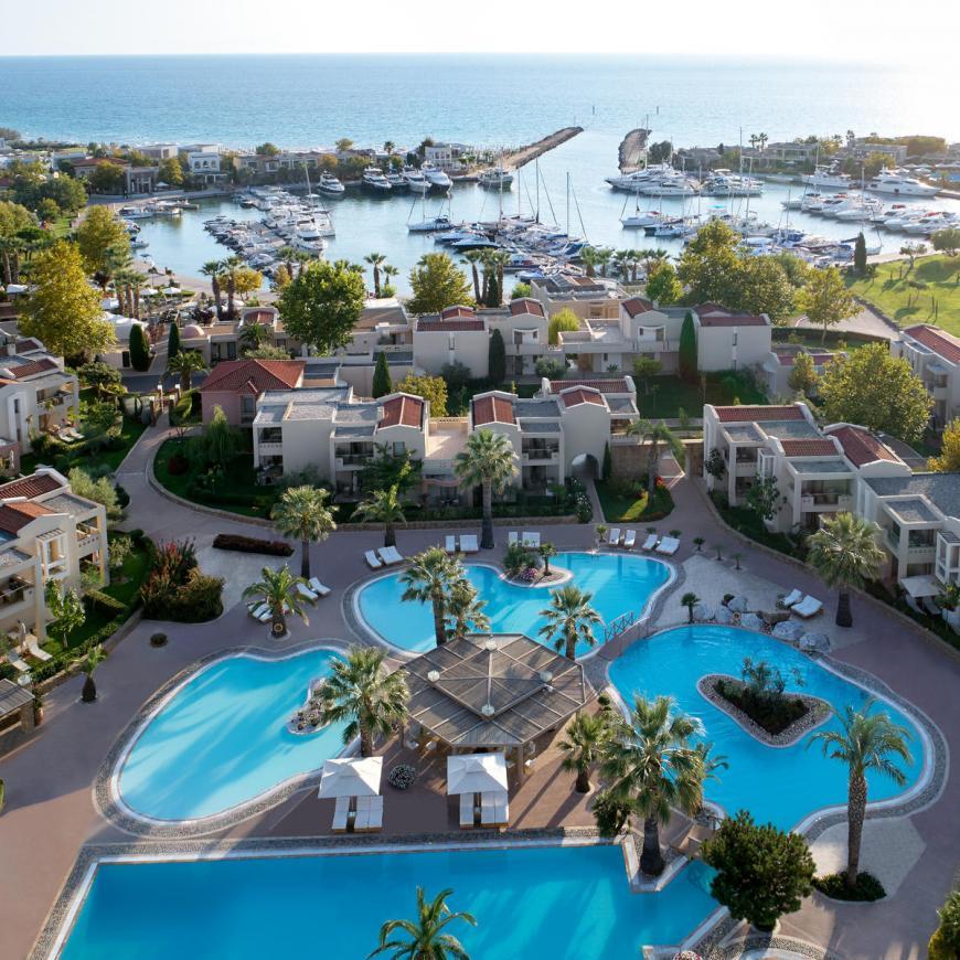 Hotel Porto Sani 5 Sterne Vtours
