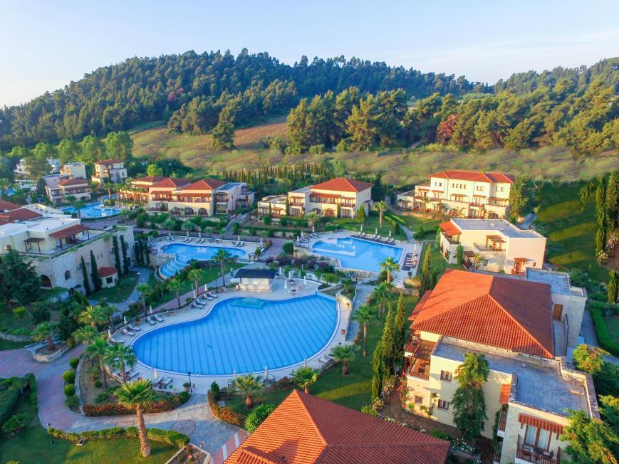 Hotel Aegean Melathron Thalasso Spa Kalithea Vtours