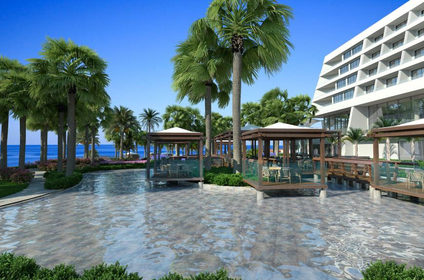 5 Sterne Hotel: Parklane A Luxury Collection Resort & Spa - Limassol, Limassol