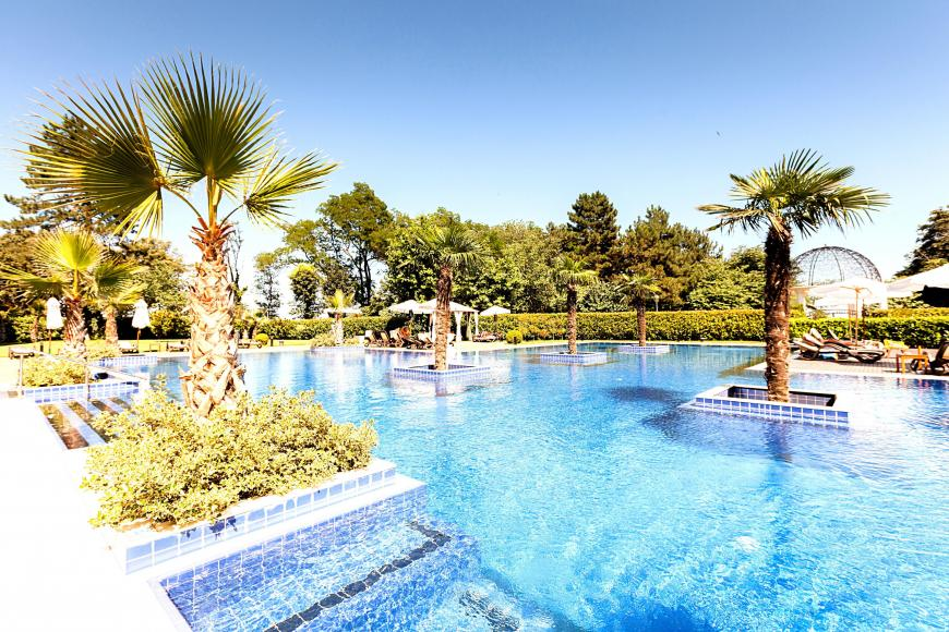Grand Hotel Spa Resort Primoretz Burgas Vtours