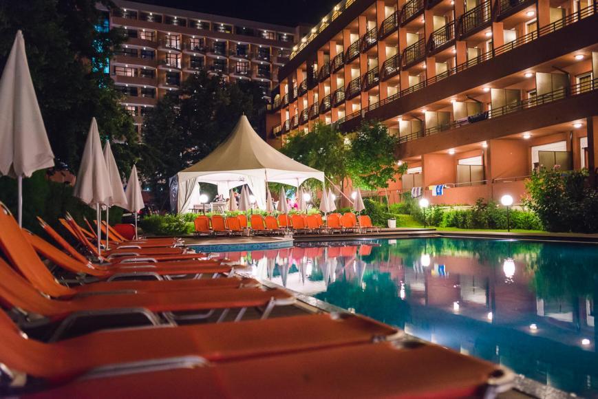 Hotel Gladiola 3 Sterne Goldstrand Vtours