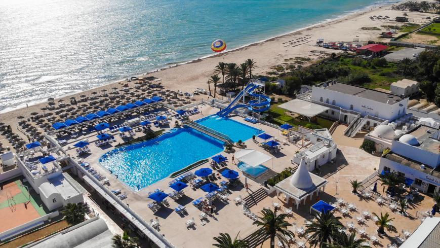 отель самира клаб в тунисе фото находится заповедник-резерват камчия