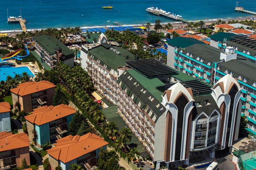 Hotel Galeri Resort 5 Sterne Alanya Vtours