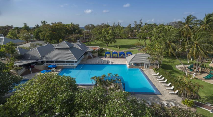 3 Sterne Hotel: Divi Southwinds Beach Resort - Christ Church, South Coast Barbados