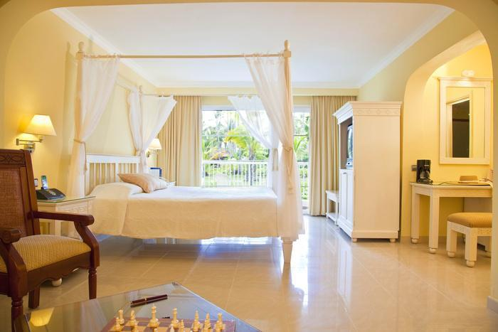 Grand Palladium Bavaro Suites Resort & Spa, Wohnbeispiel Suite