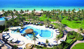 JA Jebel Ali Beach Hotel, Pool