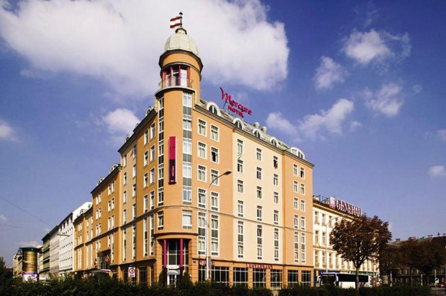 Hotel Mercure Wien Westbahnhof Vtours