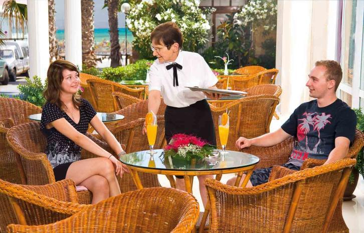 3 Sterne Hotel: JS Sol de Can Picafort - Adults Only - Can Picafort, Mallorca (Balearen)