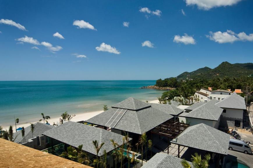 Samui Resotel Beach Resort, Aussenansicht IV