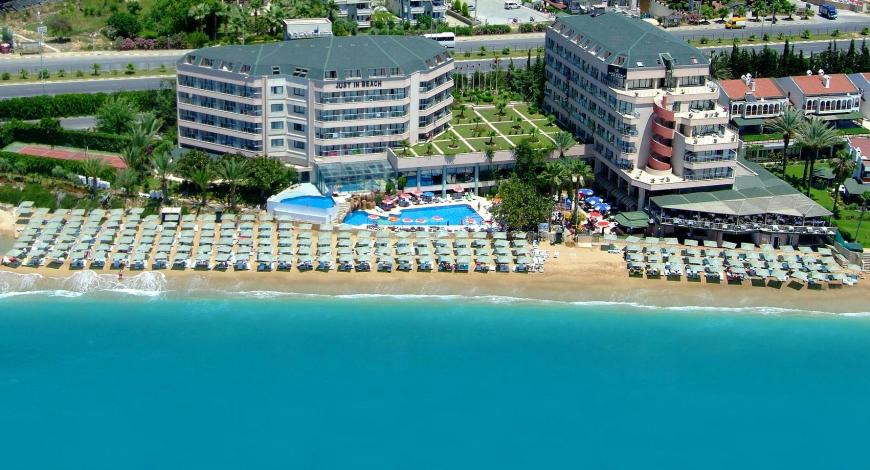 Top 10 Punto Medio Noticias Alanya Hotels Am Strand