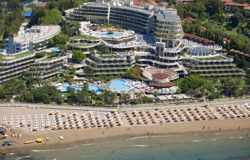 5 Sterne Familienhotel: Crystal Sunrise Queen Luxury Resort & Spa - Side, Türkische Riviera