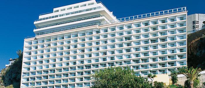 Hotel Best Semiramis 5 Sterne Puerto De La Cruz Vtours