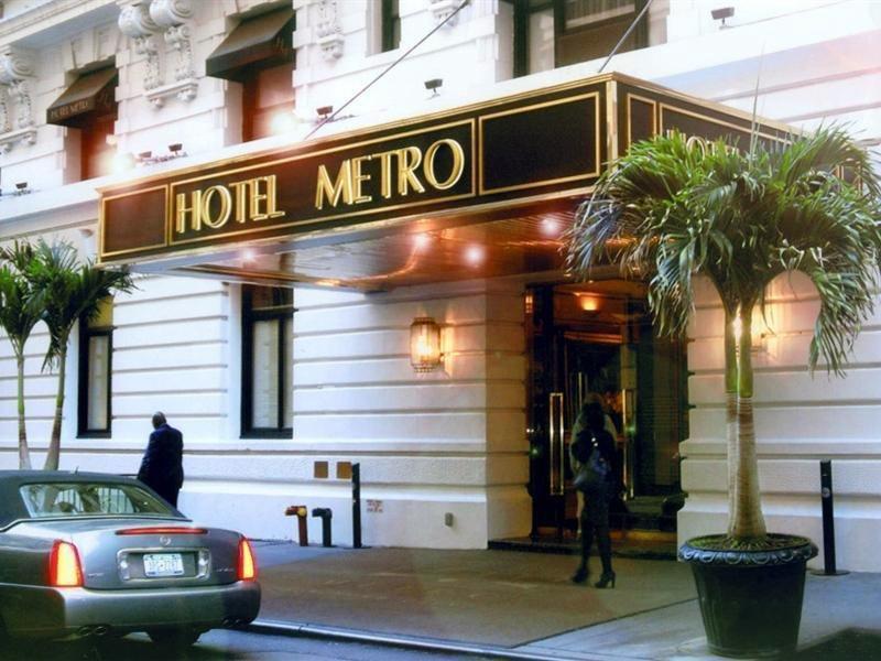Amerikanischer Kühlschrank Metro : Metro hotel sterne new york vtours