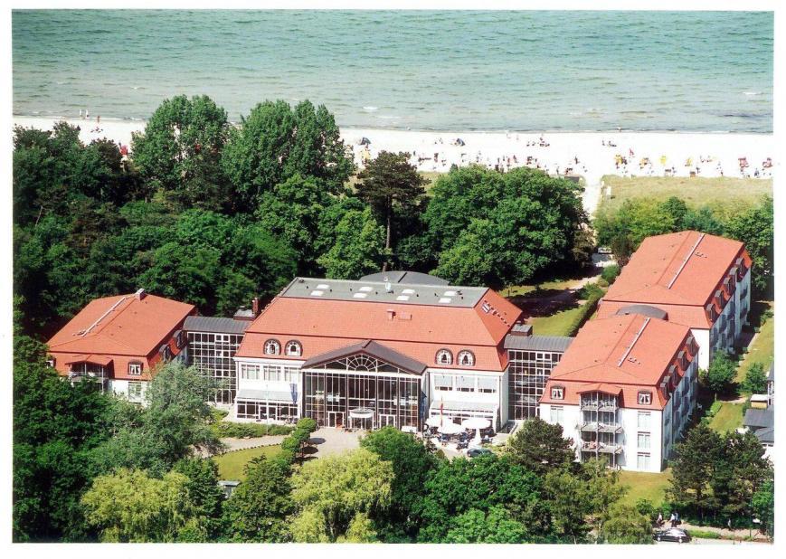 Seehotel Grossherzog Von Mecklenburg Boltenhagen Vtours