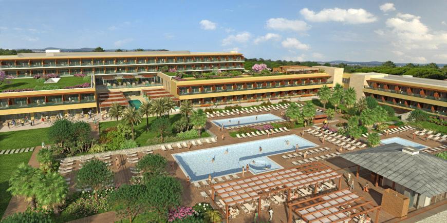 Hotel Epic Sana Algarve 5 Sterne Praia Da Falesia Vtours