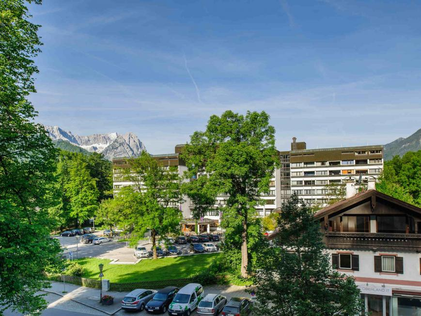 Hotel Mercure Garmisch Partenkirchen Vtours