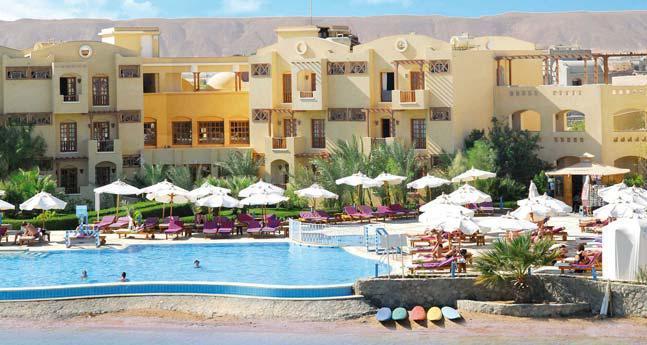 4 Sterne Hotel: Cook's Club El Gouna - Adults Only - El Gouna, Rotes Meer