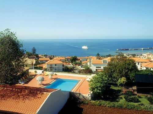 3 Sterne Hotel: Quinta Mae Dos Homens - Funchal, Madeira
