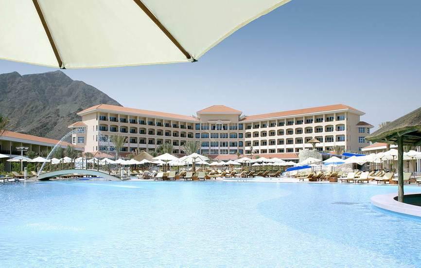 Hotel Fujairah Rotana Resort Vtours