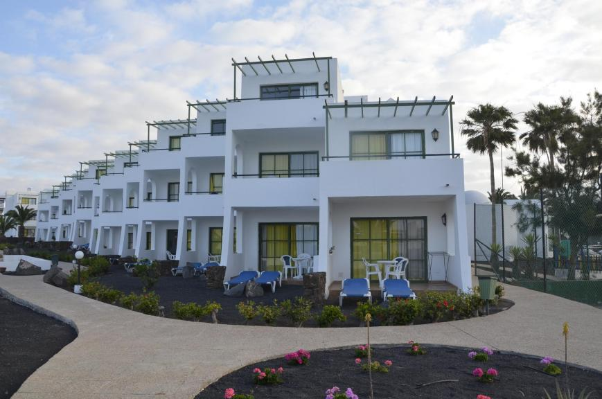 3 Sterne Hotel: Club Siroco - Adults Only - Costa Teguise, Lanzarote (Kanaren)