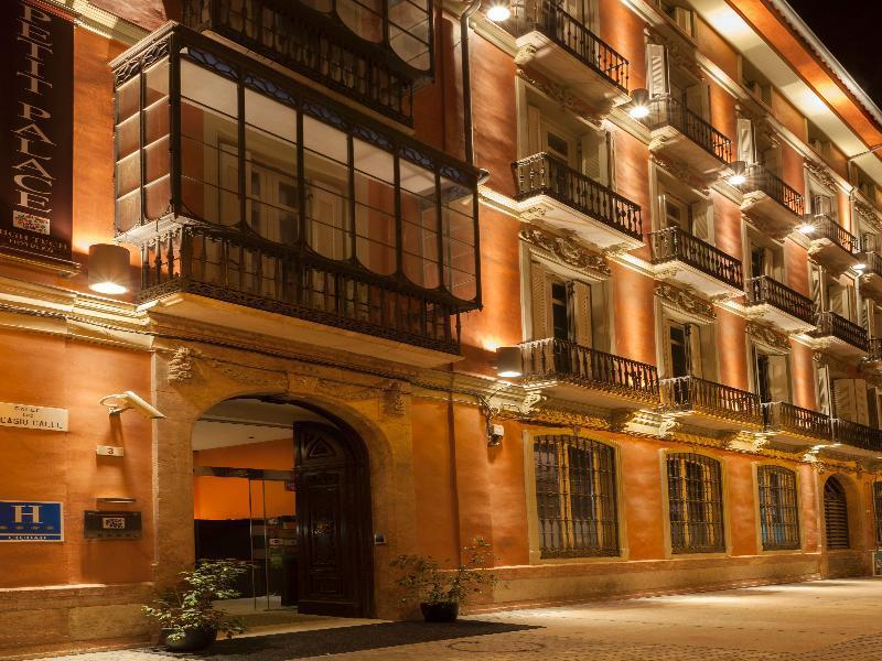 4 Sterne Hotel: Petit Palace Plaza Malaga - Malaga, Costa del Sol (Andalusien)
